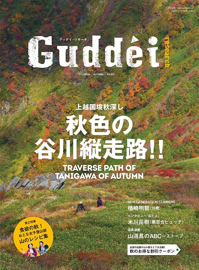 Guddéi research 2016 AUTUMN