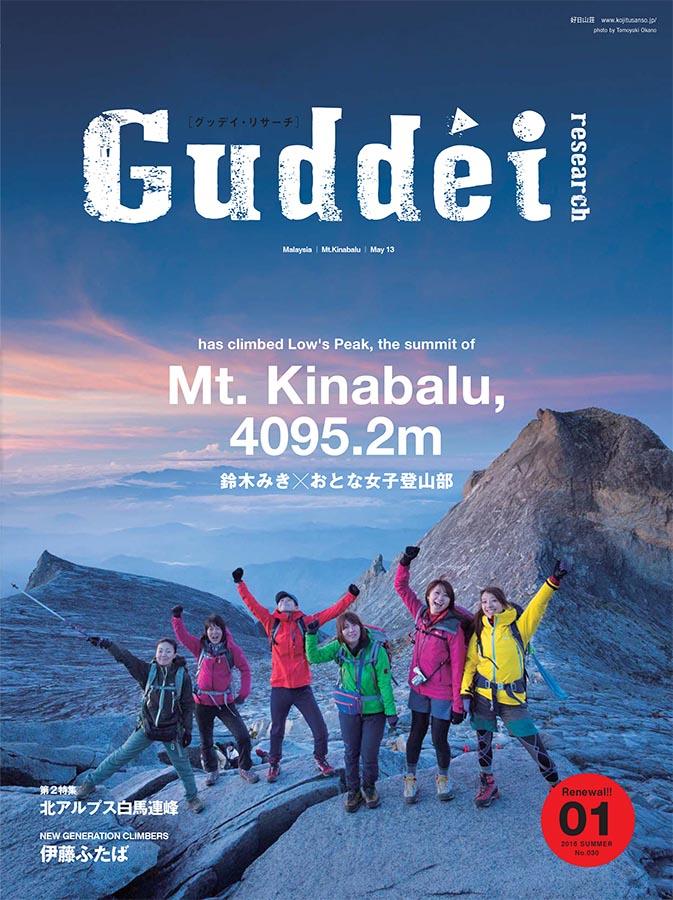 Guddéi research  2016 SUMMER